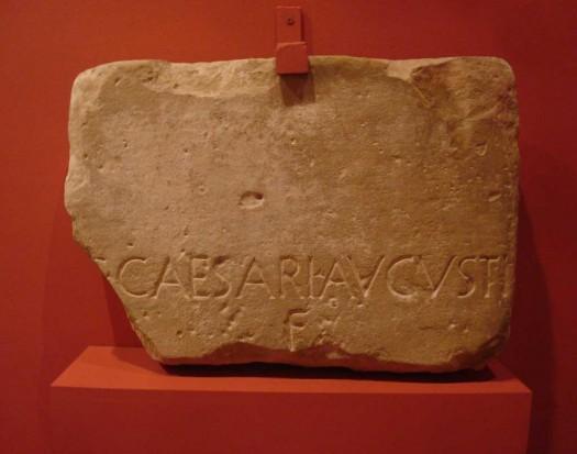 Lápida funeraria de Rivas